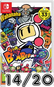 Super Bomber Man R