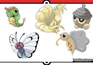 Quel es le Pokémon factice?