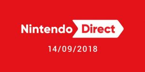 Nintendo Direct 14 septembre 2018
