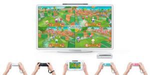 La Wii U et son gameplay asymétrique.