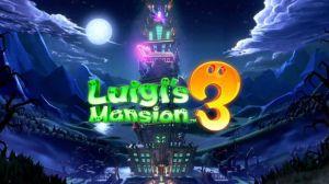 Luigi's Mansion 3 hôtel