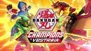 """Le """"gros"""" jeu tiers annoncé lors du Treehouse Live 2020: Bakugan Champions of Vestroia..."""