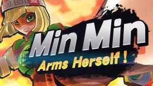 Min Min Arms Herself