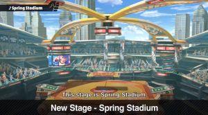 Le Spring Stadium fait son apparition!