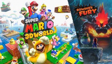 Super Mario 3D world wallaper